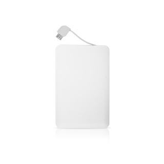 Портативное зарядное устройство POWER CARD 2500 mAh