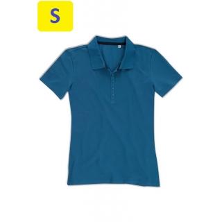 Polo женское ST9150 HANNA POLO с коротким рукавом 180 g/m?, темно-синий