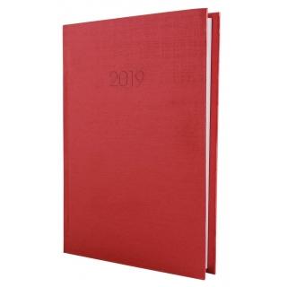Ежедневник датированный А5, ТЕКСТИЛЬ