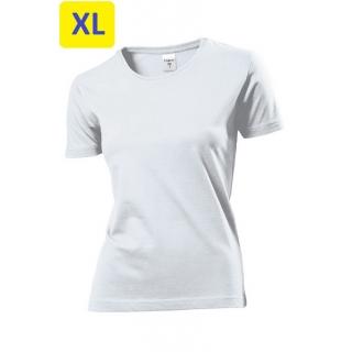 Футболка женская ST2600 Classic T 155 g/m?, белый