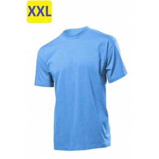 Футболка мужская ST2000 Classic T 155 g/m?, светло-голубой