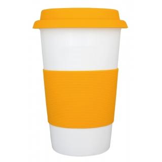 Керамическая чашка CREMA Optima Promo 400 мл