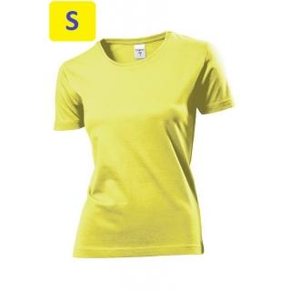 Футболка женская ST2600 Classic T 155 g/m?, желтый