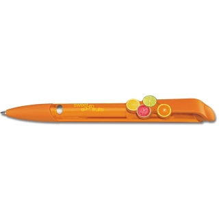 Ручка шариковая Akzento Clip 4U