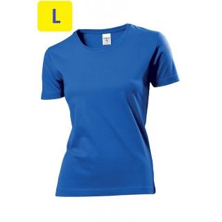 Футболка женская ST2600 Classic T 155 g/m?, светло-синий