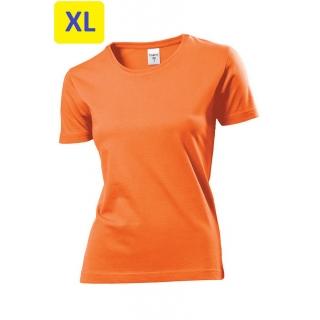 Футболка женская ST2600 Classic T 155 g/m?, оранжевый