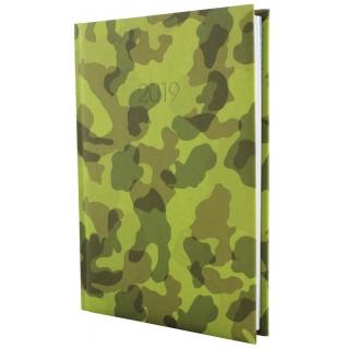 Ежедневник датированный, А5, Military