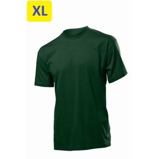 Футболка мужская ST2000 Classic T 155 g/m?, темно-зеленый