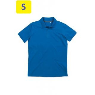 Polo мужское ST9060 HARPER POLO с коротким рукавом 180 g/m?, синий