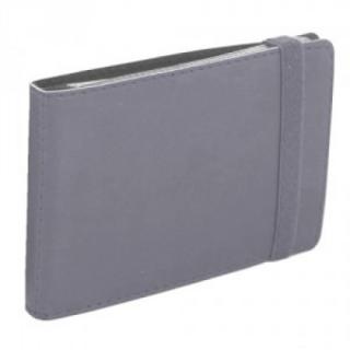 Визитница карманная на резинке, на 20 визиток