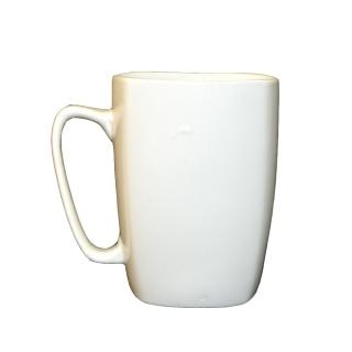 Чашка Квадрат, фарфор 350 мл