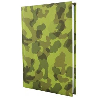 Ежедневник недатированный, А6, Military