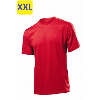 Футболка мужская ST2000 Classic T 155 g/m?, красный