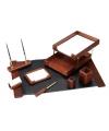 настольные наборы деревяный с 8 предметов