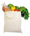 Хлопчатобумажная сумка для покупок