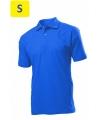 Polo мужское ST3000 с коротким рукавом 170 g/m?, синий
