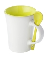 Набор чашка и ложка Dolce