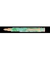 """Ручка шариковая langres """"Flora"""" в подарочном футляре, бирюзовый"""