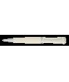"""Ручка шариковая langres """"Antique"""" в подарочном футляре, молочный"""