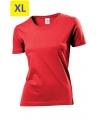 Футболка женская ST2600 Classic T 155 g/m?, красный
