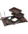 настольный набор деревяный с 8 предметов