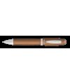 """Ручка шариковая langres """"Charm"""" в подарочном футляре, коричневый"""