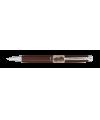"""Ручка шариковая langres """"Coffee"""" в белой  фоторамке, коричневый"""