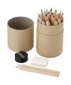 Набор цветных карандашей 26 предметов